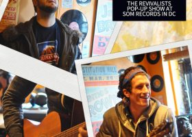 Photo Diary: The Revivalists Play a Pop-Up Show at Som Records in Washington, D.C. (14)