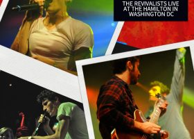 Photo Diary: The Revivalists LIVE at The Hamilton in Washington DC (1)