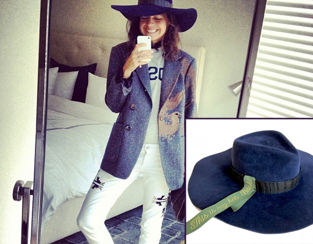 This Is My Hat, Bitch: The Man Repeller and Her Handmade Hat