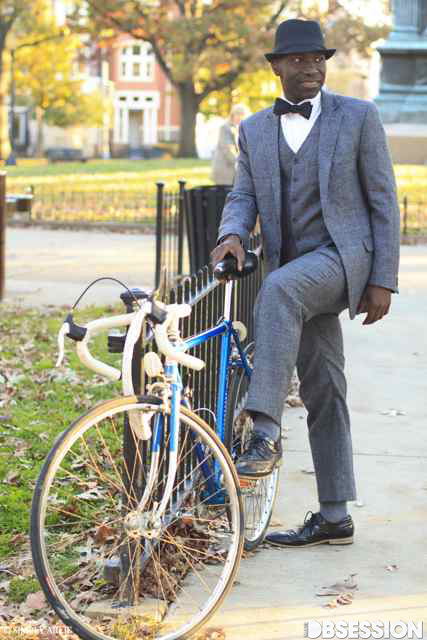 Photo Diary: Dandies & Quaintrelles' Annual Tweed Ride in Washington D.C. (16)