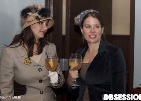 Photo Diary: Dandies & Quaintrelles' Annual Tweed Ride in Washington D.C. (10)