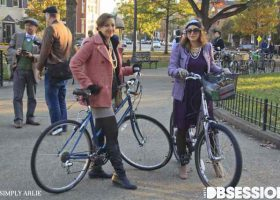 Photo Diary: Dandies & Quaintrelles' Annual Tweed Ride in Washington D.C. (28)