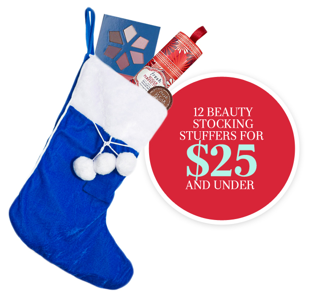 12 Beauty Stocking Stuffers For $25 And Under