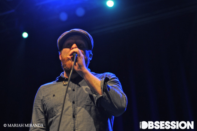 Photo Diary: Alex Clare LIVE at the 9:30 Club in Washington D.C.