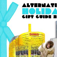Alternative Holiday Gift Guide 2012