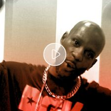 "Watch DMX Perform His Own Rendition of ""Rudolph the Rednosed Reindeer"""