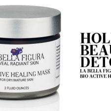 Holiday Beauty Detox: La Bella Figura's Bio Active Healing Mask