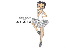 Betty Boop For Alaia