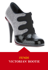 FENDI 'Victorian' Bootie