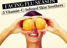 Facing The Flu Season 5 Vitamin C Infused Skin Soothers