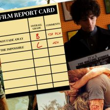 "Film Report Card: Grading David Chase's ""Not Fading Away"" and ""The Impossible"""
