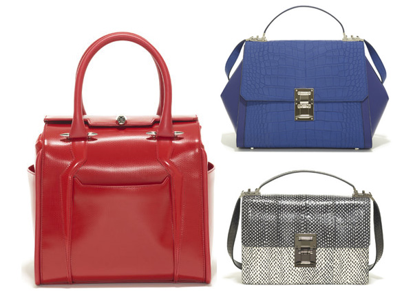 Mugler Handbag Collection Spring 2013