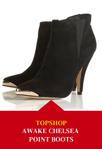 Topshop AWAKE Chelsea Point Boots