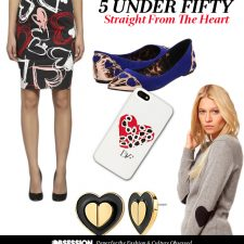 5 Under Fifty: Straight From The Heart (Valentine's Day Edition)