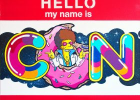 CON For HELLO My Name Is Image Courtesy The Fridge