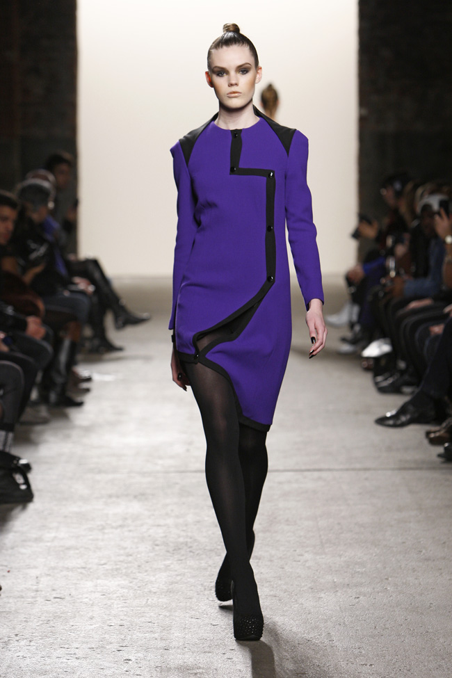 FW13 ALESSIA PREKOP NEW YORK 02/10/2013
