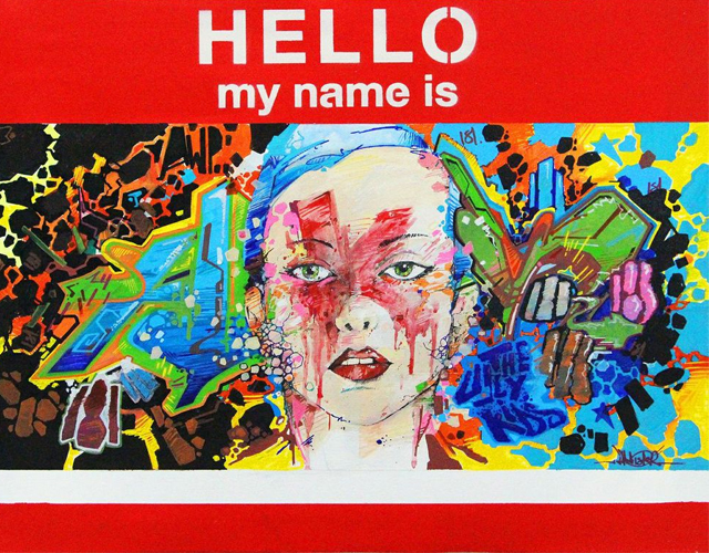 "District Diversions: ""HELLO my name is"" Graffiti Exhibit to Open at The Fridge"