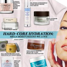 Hard-Core Hydration: Mega Moisturizers We Love