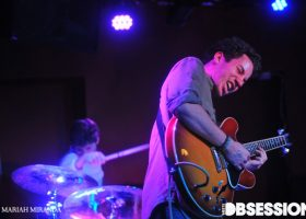 Photo Diary: Mission South LIVE At Rock And Roll Hotel In Washington D C