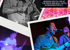 Photo Diary: Mission South LIVE at Rock and Roll Hotel in Washington D.C.