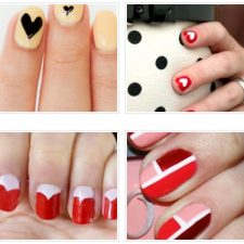 DIY IT: Valentine's Day Inspired Nail Edition