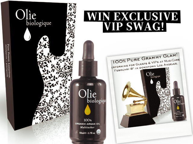 The Beauty of Music, Bruce Springsteen and Olie Biologique's Organic Argan Oil*