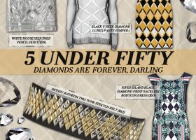 5 Under Fifty: Diamonds Are Forever, Darling
