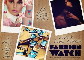 Fashion Watch Opening Ceremony X Adidas, Love Magazine's Controversial LV Film, MAC Gets Sweet With Cupcake Inspired Collection