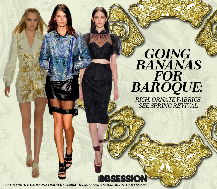 Going Bananas For Baroque Feature