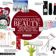 """Insanely Cute Beauty: 8 Adorable Products That We Dare You Not to """"Awww"""" Over"""