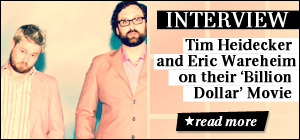 Tim &amp; Eric Interview