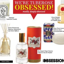 Scents for the Sanctuary: Totally Tuberose-Obsessed!