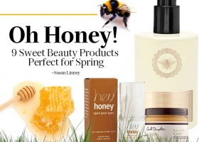 Oh Honey! 9 Sweet Beauty Products Perfect For Spring