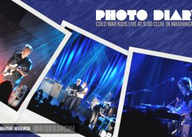 Photo Diary Cold War Kids Live At 930 Club