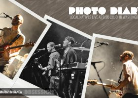 Photo Diary: Local Natives LIVE at 9:30 Club