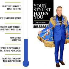 Dear Macklemore, Your Stylist Hates You