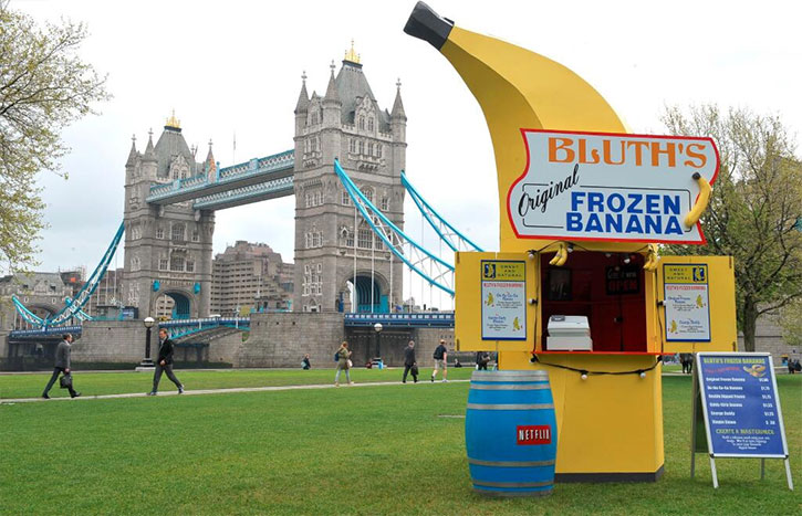 Bluths Frozen Banana