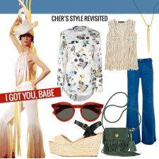 Style Rocks: Cher's Style Revisited