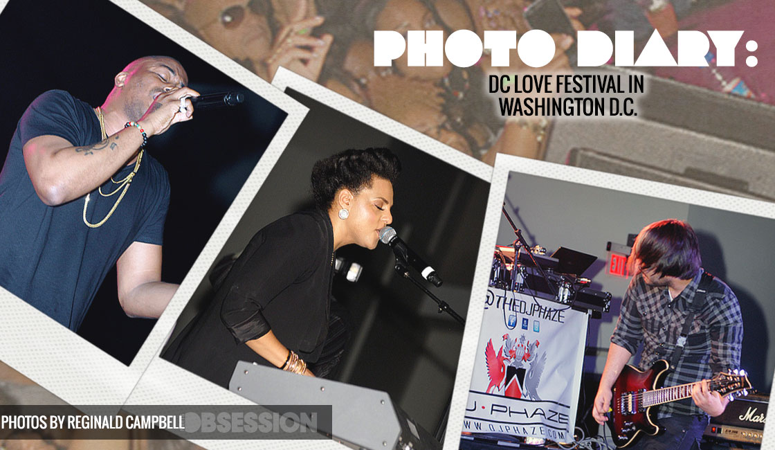 Photo Diary: DC Love Festival at the Washington D.C. Convention Center