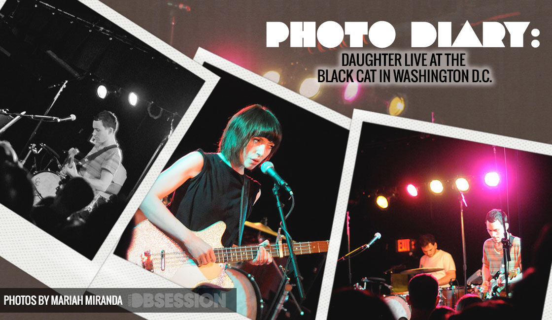 Daughter LIVE At The Black Cat