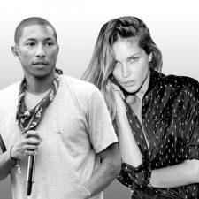 "Erin Wasson and Pharrell Williams Join Rihanna's US Fashion Reality Series ""Styled to Rock"""