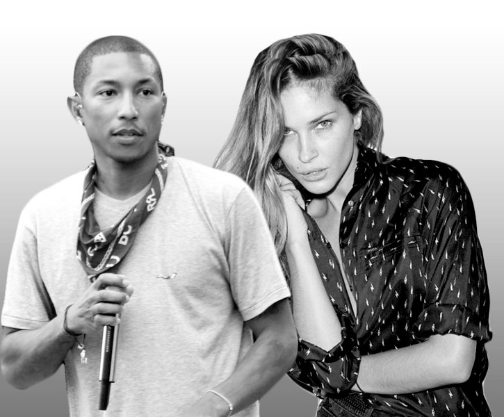 "Erin Wasson And Pharrell Join Rihanna's US Fashion Reality Series ""Styled To Rock"""