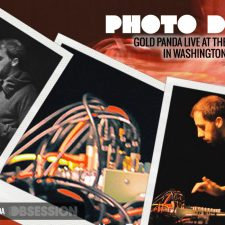 Photo Diary: Gold Panda LIVE at the Black Cat in Washington D.C.