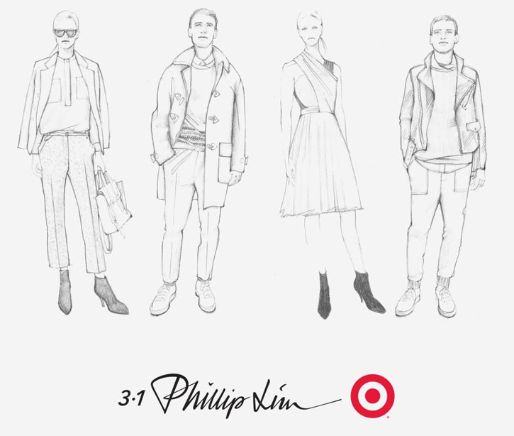 High Fashion Meets Fast Fashion In Target and 3.1 Phillip Lim Collaboration