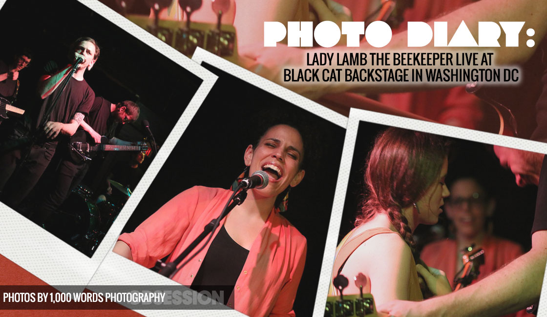 Lady Lamb The Beekeeper LIVE At Black Cat Backstage In Washington DC