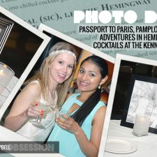 Photo Diary: Passport to Paris, Pamplona and Beyond: Adventures in Hemingway's Cocktails at The Kennedy Center