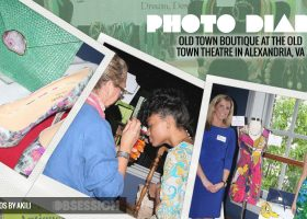 Photo Diary: Old Town Boutique At The Old Town Theatre In Alexandria, VA