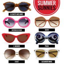 Summer Shade! Our Seven Most-Wanted Sunnies