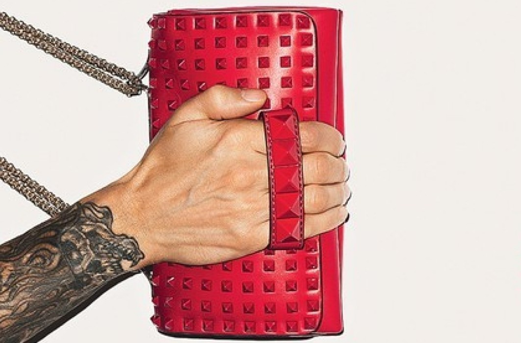Terry Richardson (And His Hand) Tapped for New Valentino Accessories Campaign