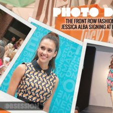 Photo Diary: The Front Row Fashion Show and Jessica Alba Signing at Bethesda Row